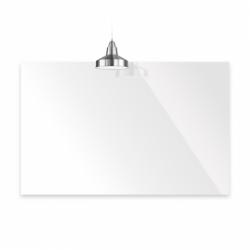 Panel Infrarrojo 60x90 Cristal Blanco